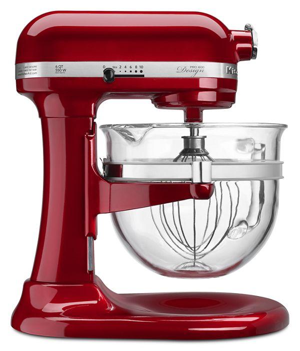 KitchenAid® Pro 600™ Design Series 6 Quart Bowl-Lift Stand Mixer