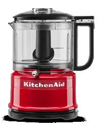 Mini robot culinaire KitchenAid® Reine de cœur de 3,5 tasses - Série limitée des 100 ans