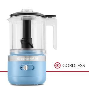 5 Cup Cordless Food Chopper