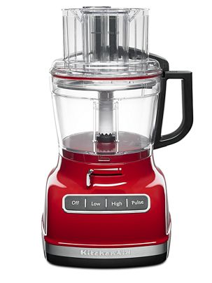 Empire Red 11 Cup Food Processor With Exactslice System Kfp1133er