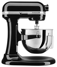 Batidora Profesional HD 4.7 L (5 QT) KitchenAid Onyx Black