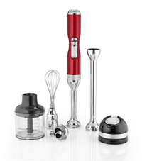 Pro Line® Series 5-Speed Cordless Hand Blender