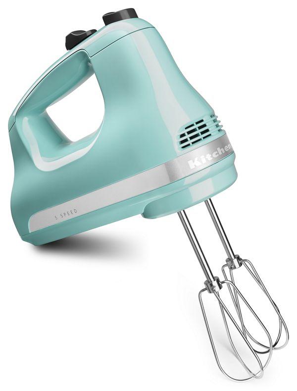 KitchenAid® 5-Speed Ultra Power™ Hand Mixer