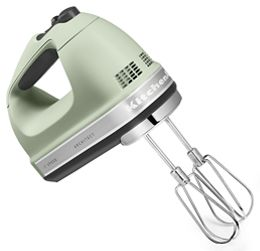 Pistachio Matte 7 Speed Hand Mixer Khm7210api Kitchenaid