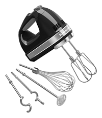 9-Speed Hand Mixer