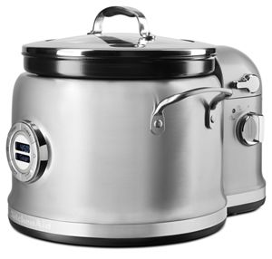 4-Quart Multi-Cooker with Stir Tower Accessory