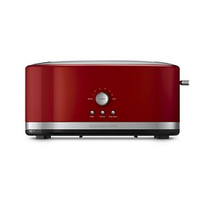 4-Slice Long Slot Toaster with High Lift Lever