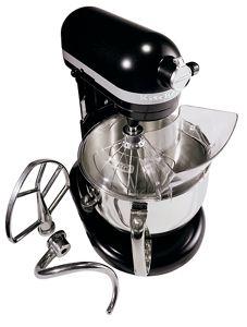 Superieur Licorice Pro 600™ Series 6 Quart Bowl Lift Stand Mixer KP26M1XLC |  KitchenAid