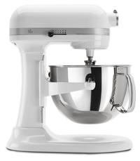 Exclusive Pro 600™ Series 6 Quart Bowl-Lift Stand Mixer and Spiralizer Plus Attachment Bundle