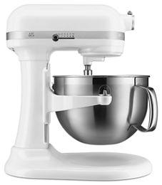 White STAND MIXER - 6QT BOWL LIFT KP26M9XCWH | KitchenAid on kitchenaid mixer, kitchenaid professional 6000 hd, kitchenaid professional 600 series hd, kitchenaid 4.5 quart glass bowl,