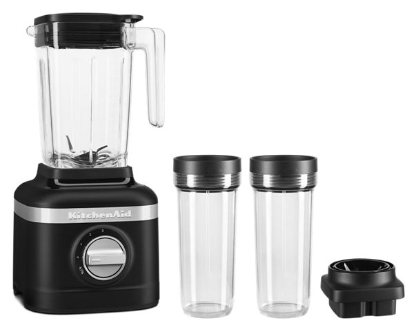 Image of KitchenAid® K150 3 Speed Ice Crushing Blender with 2 Personal Blender Jars