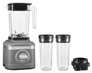 K150 3 Speed Ice Crushing Blender with 2 Personal Blender Jars