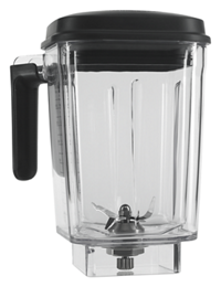 2.6L Pither with lid for Power Plus Blender