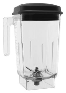 60 Oz Single Wall Blender Jar for Commercial® Blenders