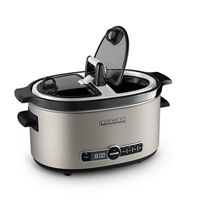 Architect Series 6-Quart (5.7L) Slow Cooker with Easy Serve Lid