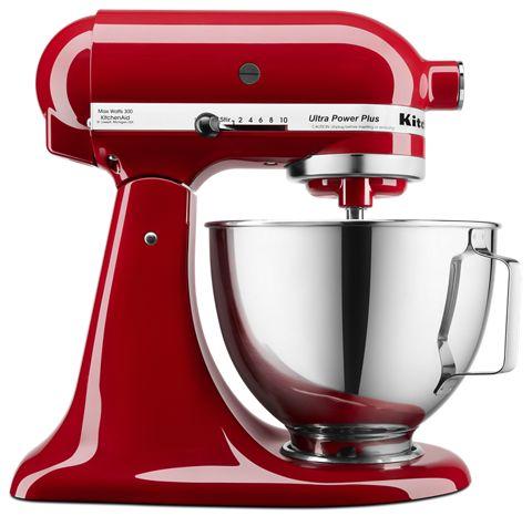 Empire Red Ultra Power Plus™ Tilt-Head Stand Mixer KSM100PSER ...