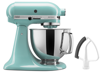 Artisan® Series 5 Quart Tilt-Head Stand Mixer with Flex Edge Beater