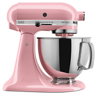 Batidora Artisan de KitchenAid® 4.8 L - Color rosa guayaba