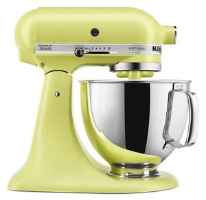 Artisan® Series 5 Quart Tilt-Head Stand Mixer in Kyoto Glow