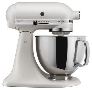 Matte Milkshake Artisan® Series 5 Quart Tilt Head Stand Mixer KSM150PSMH    KitchenAid