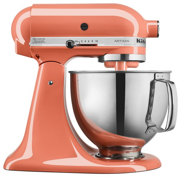 KitchenAid® Artisan® Series 5 Quart Tilt-Head Stand Mixer