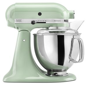 Pistachio Artisan® Series 5 Quart Tilt-Head Stand Mixer KSM150PSPT | KitchenAid