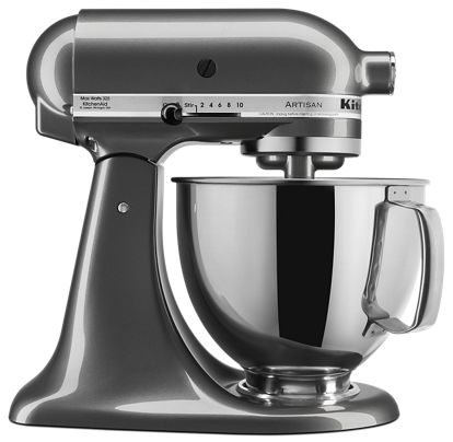 Graphite Artisan® Series 5-Quart Tilt-Head Stand Mixer KSM150PSQG | KitchenAid