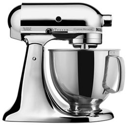 Kitchenaid Artisan Kleuren.Custom Metallic Series 5 Quart Tilt Head Stand Mixer