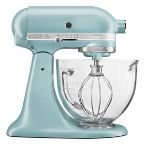 azure blue artisan design series 5 quart tilt head stand mixer with rh kitchenaid com