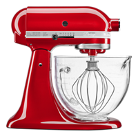 Batidora Artisan Design de KitchenAid® 4.8 L - color rojo acaramelado