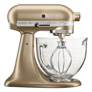 champagne artisan design series 5 quart tilt head stand mixer with rh kitchenaid com