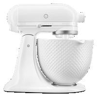 Artisan® Series Tilt-Head Stand Mixer with 5 Quart Ceramic Hobnail Bowl