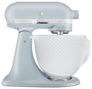 misty blue limited edition heritage artisan series model k 5 quart rh kitchenaid com