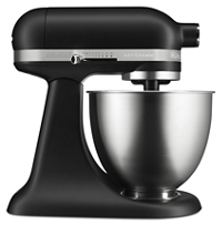 Batidora Artisan Mini KitchenAid®  3.2L - Color negro mate