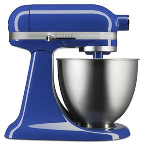 Introducing the KitchenAid Artisan®Mini stand mixer.