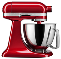 Batidora Artisan Mini KitchenAid®  3.2L - Color rojo acaramelado