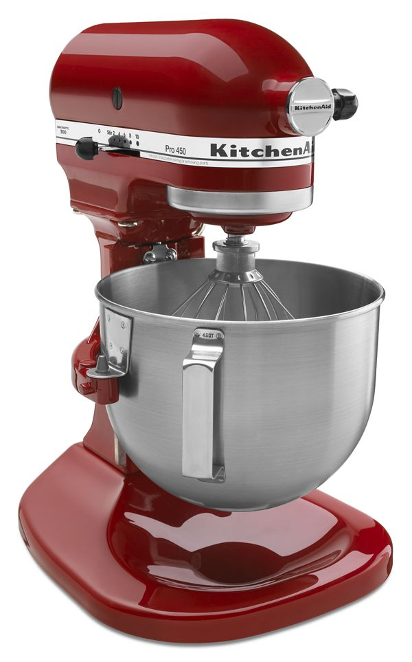 Pro 450 Series 4.5 Quart Bowl-Lift Stand Mixer