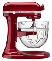 Professional 6500 Design™ Series bowl-lift Stand Mixer