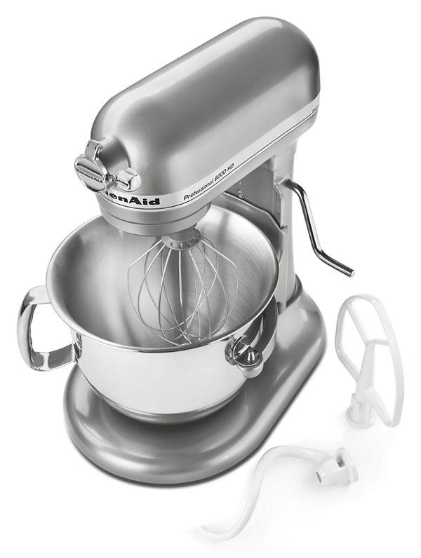 KitchenAid® Professional 6000 HD Series 6-Quart Bowl-Lift Stand Mixer