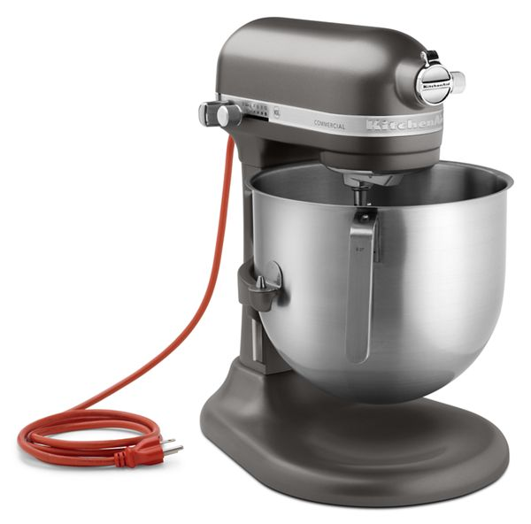 KitchenAid® NSF Certified® Commercial Series 8-Qt Bowl Lift Stand Mixer