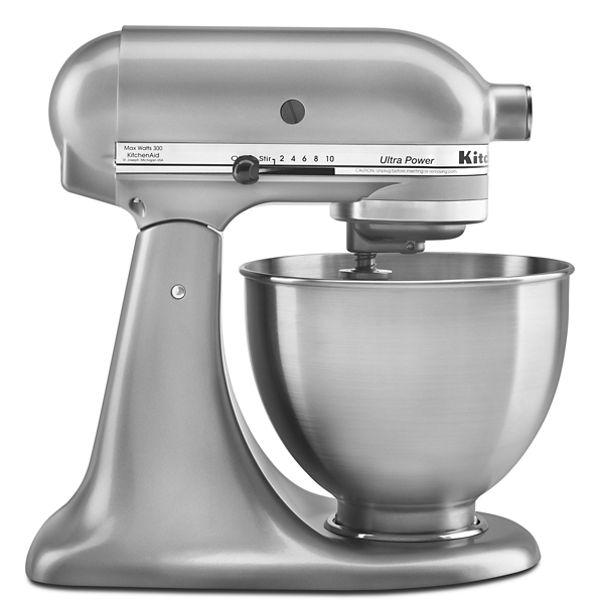 KitchenAid® Ultra Power® Series 4.5-Quart Tilt-Head Stand Mixer