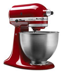 empire red ultra power series 4 5 quart tilt head stand mixer rh kitchenaid com
