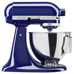 Cobalt Blue 4 5 Quart Stand Mixer Ksm96bu Kitchenaid