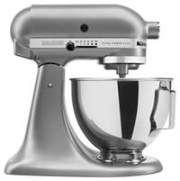 Batidora KitchenAid® Ultra Power® Plus 4.5L - Color plata