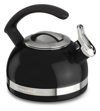 2.0-Quart Stove Top Kettle with C Handle