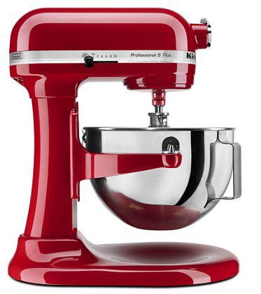 Empire Red Professional 5™ Plus Series 5 Quart Bowl-Lift Stand Mixer on oneida ice cream bowl, kitchenaid blender, disney ice cream bowl, kitchenaid teapot, kitchenaid sausage stuffer, le creuset ice cream bowl,