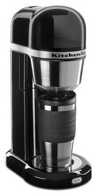 Refurbished Personal Coffee Maker with 18 oz Thermal Mug