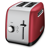 Refurbished 2-Slice Toaster with manual lift lever