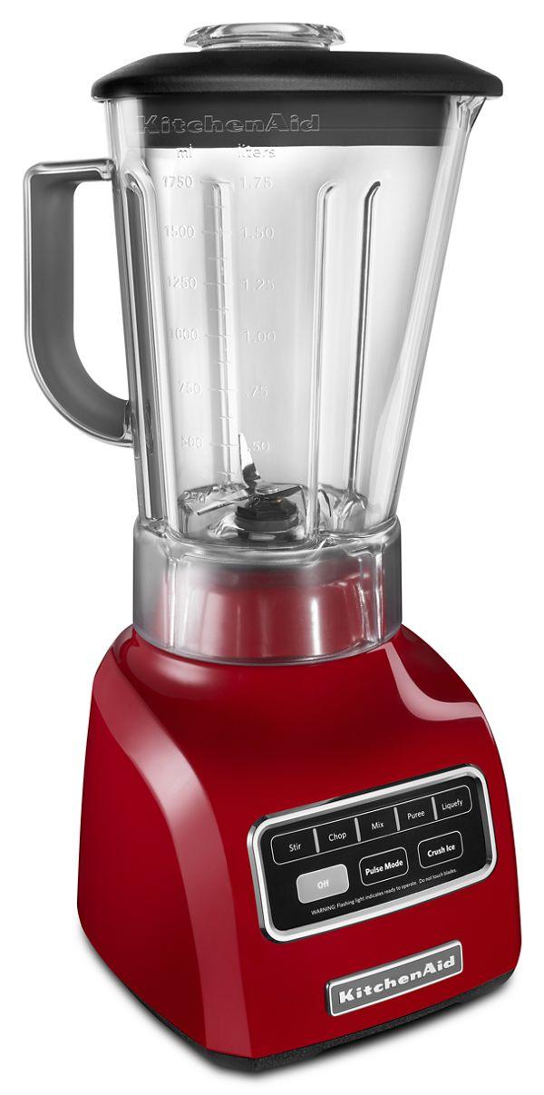 KitchenAid® Refurbished 5-Speed Blender with Die Cast Base and 56-oz. BPA-Free Pitcher