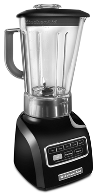 Refurbished 5-Speed Blender with Die Cast Base and 56-oz. BPA-Free Pitcher